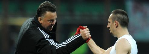 Van Gaal tacle Ribéry: «Il pensait plus à lui qu'à l'équipe»