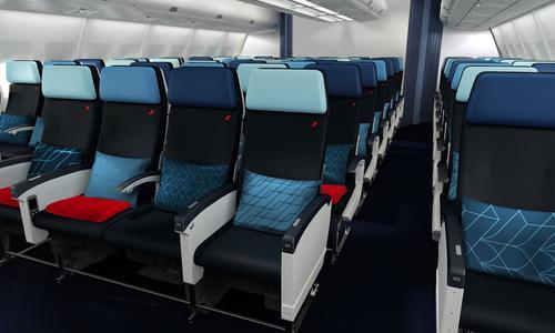 Air France lance les nouveaux aménagements de ses Airbus A 330