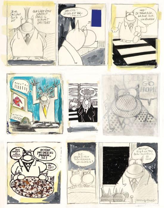 «L'Art est partout» - 2015 - Techniques mixtes