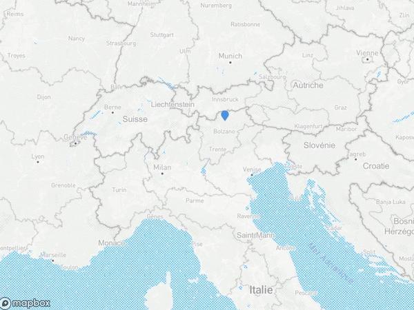 Le Haut-Adige est composé des provinces de Bolzano et de Trente, les deux principales villes de la région.