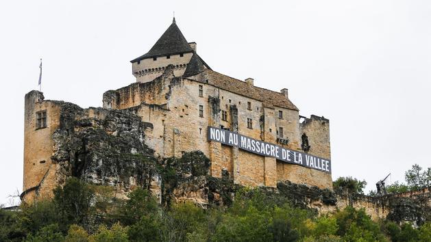 Dordogne : les travaux du contournement de Beynac suspendus par le Conseil d'État