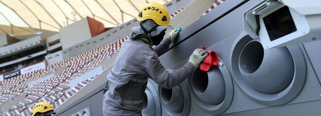 La Coupe du monde 2022 devrait débuter le 21 novembre 2022 au Qatar.