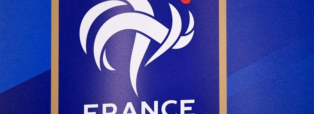 Le logo de la Fédération Française de Football