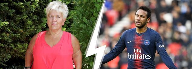 Mimie Mathy s'en est pris à Neymar et son salaire astronomique alors qu'il est souvent blessé
