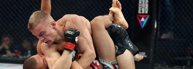 Les championnats de Russie de MMA à Chelyabinsk