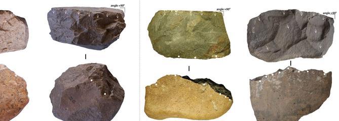 Les plus vieux outils du monde livrent leurs premiers secrets
