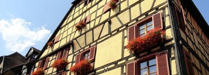Pour le Japon, le plus beau village de France est en Alsace