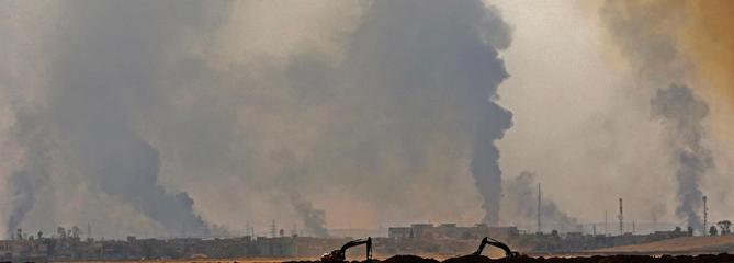 Bataille de Mossoul : le colonel Haidar à l'assaut des djihadistes d'Abassi