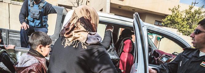 Mossoul-Est libérée de l'interminable cauchemar djihadiste