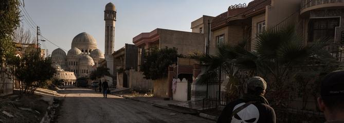 Quand les djihadistes français frimaient dans Mossoul