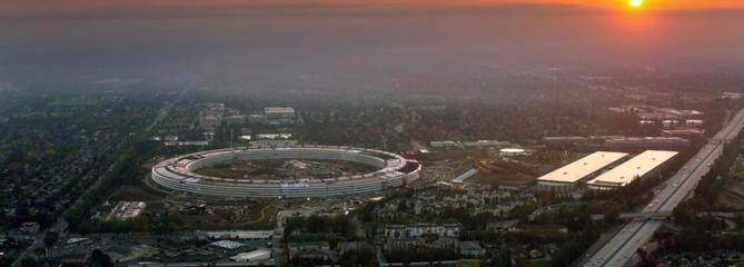 Le dernier grand projet de Steve Jobs sera inauguré en avril