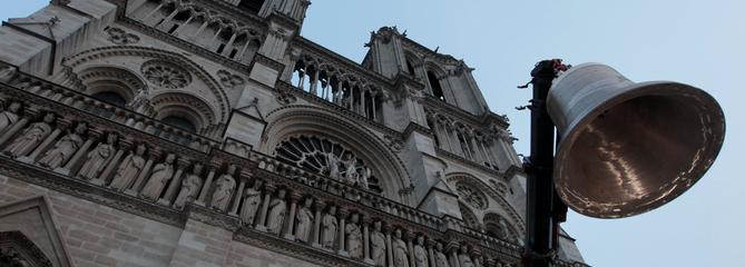 Connaissez-vous les cloches des églises de Paris?