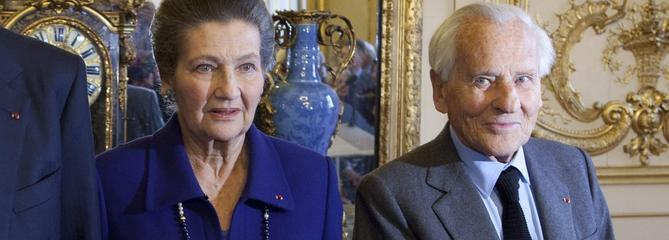 Jean d'Ormesson : «Simone Veil était au-dessus de la médiocrité et de la méchanceté du monde»