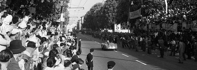 «Mille Miglia»: les forçats de la route