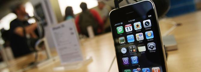L'iPhone 3G, le succès à grande vitesse