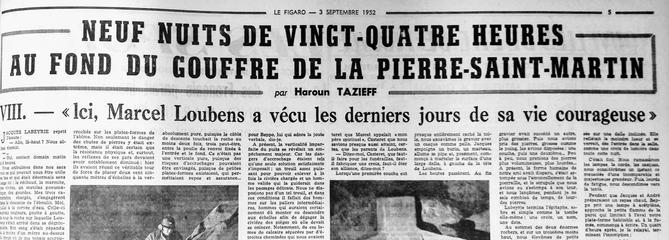 «Ici, Marcel Loubens a vécu les derniers jours de sa vie courageuse»