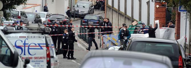 Les moments-clés de l'équipée meurtrière de Mohammed Merah