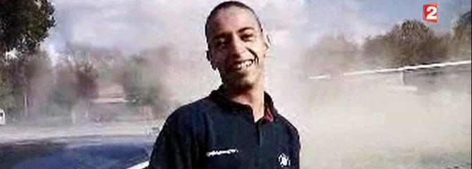 Mohamed Merah: des attaques filmées à la caméra GoPro