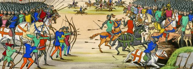 La guerre de Cent Ans en 5 dates