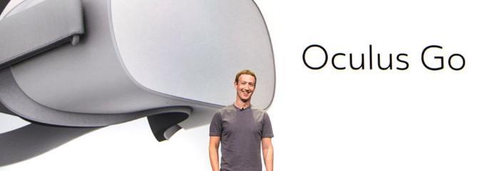 Oculus Go : le casque que la réalité virtuelle attendait
