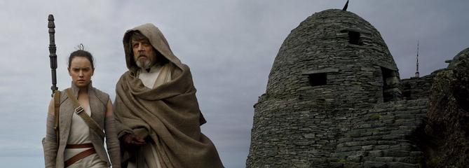 Star Wars VIII, les derniers Jedi, une épopée pop et flamboyante