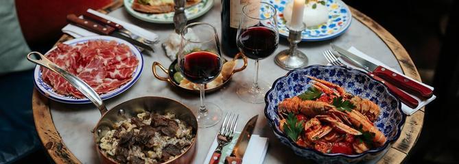 Les 5 tables pour le Nouvel an à Paris