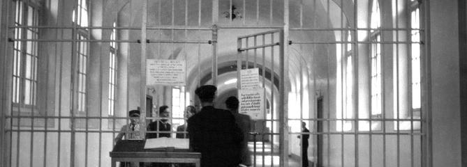 Robert Redeker: «La crise des prisons et l'adieu à Mai 68»
