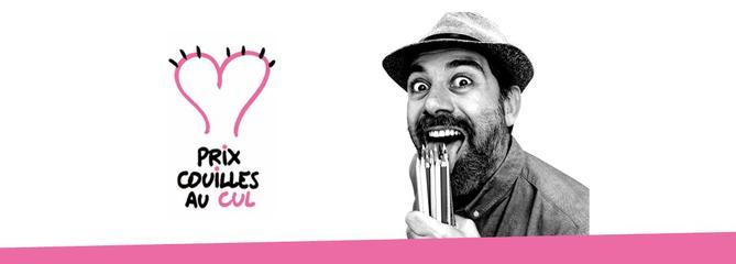 Festival d'Angoulême: l'Iranien en exil Kianoush lauréat du prix «Couilles au cul»