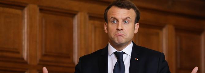 La Cour des comptes ne croit pas à la baisse du déficit promise par Emmanuel Macron