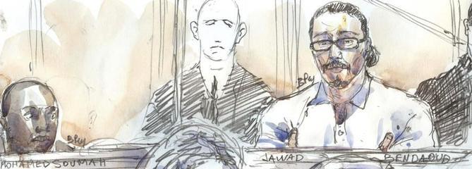 Jawad Bendaoud, le «logeur de Daech», relaxé
