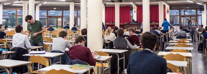 Avec 100% de mentions au bac, le lycée Stanislas se veut un chaudron de l'excellence