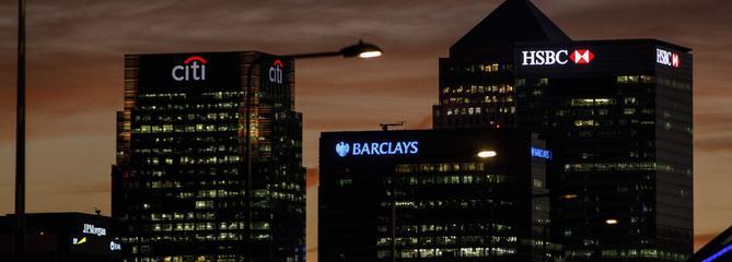 Crise des subprimes: Barclays écope d'une amende de 2 milliards de dollars