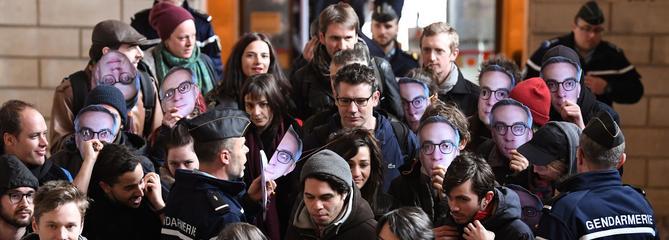 Tarnac: le dossier, presque vide, ne justifiait pas un procès