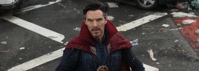 Benedict Cumberbatch: «Doctor Strange est le plus mature des Avengers»