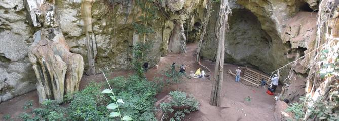 Une grotte habitée sans interruption par nos ancêtres pendant 78.000 ans