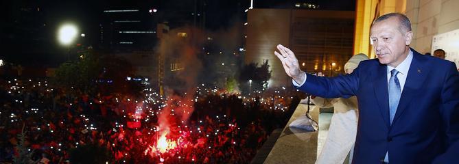 Turquie: «Erdogan n'a jamais voulu rejoindre l'Union européenne»