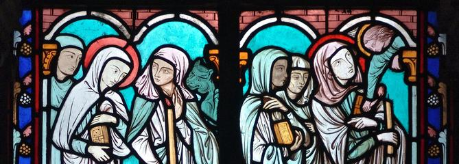 Ces journées capitales pour Paris: quand sainte Geneviève sauve Lutèce