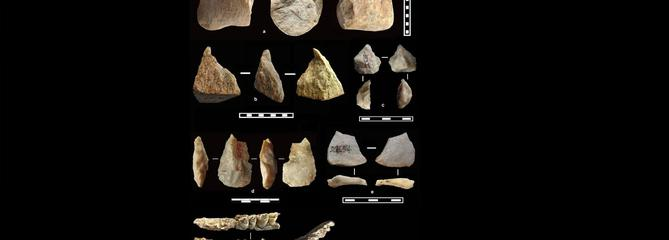 Des outils découverts en Chine repoussent dans le passé la date de la première sortie d'Afrique