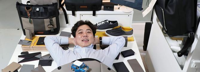 Corée du Sud: les déchets des voitures, la vie continue