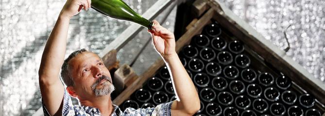 Des mathématiques à la vigne, l'incertitude demeure pour Cyrille Sevin