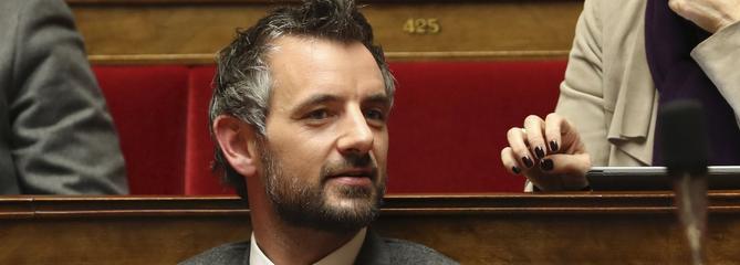 Pour Florian Bachelier (LaREM), l'affaire Benalla est «un fait divers»