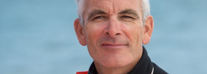 Vincent Riou, sauveteur du bout du monde