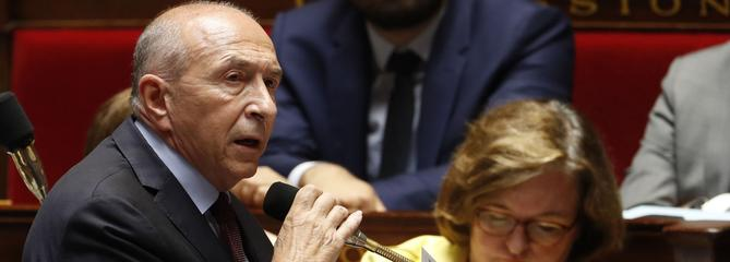 Affaire Benalla : Gérard Collomb auditionné lundi à l'Assemblée nationale