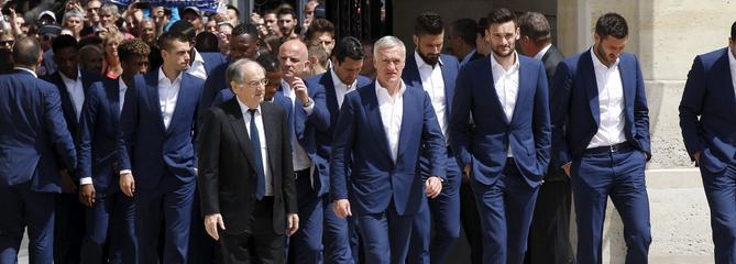 Le management de Didier Deschamps en 5 points clés
