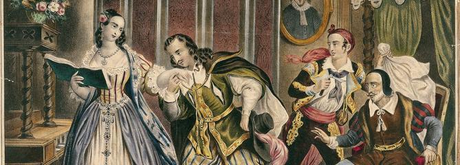 En 1816, un Barbier de Séville sur le fil du rasoir