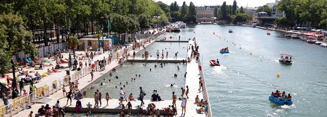 Nouvelle noyade dans le bassin de la Villette à Paris