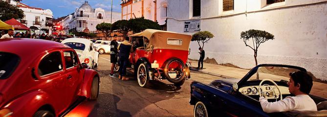 La Bolivie coloniale, de Sucre à Potosí