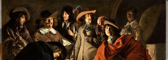 Jean de La Fontaine en dix dates: 1644, les nouveaux chevaliers de la Table Ronde