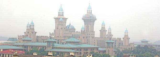 Jing Jin City, le mirage de la classe moyenne chinoise