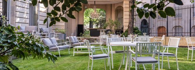 Dix terrasses pour l'été 2018 à Paris